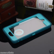 Heavy Duty Case Built-in Screen Protector Belt Clip Cover For iPhone 6 6s Plus