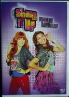 Shake It Up: Make it UP Laugh it UP (DVD, 2013, Wide-Screen, Disney) New Sealed