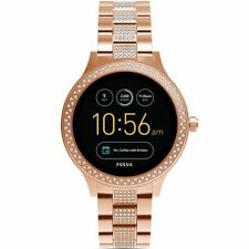 Fossil Q Gen 3 Venture Rose Gold Bracelet Touchscreen Smart Watch FTW6008
