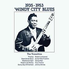 Windy City Blues 1935-1953 ( VINYL 06-16-2017 ) NEW