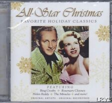 ALL-STAR CHRISTMAS HOLIDAY CLASSICS CD & DVD ORIGINAL ARTISTS NEW IN WRAPPER