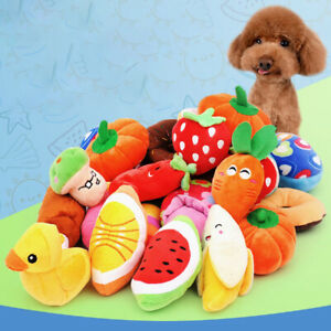 15x Wholesale Dog Toy Cat Toys for Fun Play Small Puppy Pet Toys Squeaky Chew