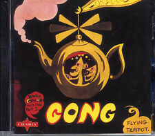 Gong - Flying Teapot 1973 (Charly SNAP025CD)