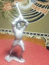 Vintage LOUIS MARX & CO. KNIGHT FIGURE With MACE