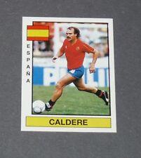 353 MEXICO 86 CALDERE BARCELONA PANINI LIGA FUTBOL 87 ESPANA 1986-1987 FOOTBALL