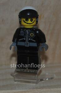 LEGO Minifigure Mini Figure 2014 Lego Movie 71004 Bad Cop Scribble  Face