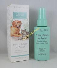 L'ERBOLARIO Profumo delicato per Animali 100ml cane gatto Delicate pet perfume