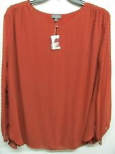 The Limited women Plus size 2X Dark Red open sleeve long sleeve NWT Lot#12