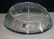 "Rogaska ***ZETA CENTERPIECE BOWL*** 12""  (CONTEMPORARY)    NEW / BOX"