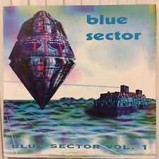 Blue Sector - Volume 1 - CD - Vol. Rare! Siren Entertainment