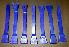 Bojo 7 Pc. Pry/Trim Removal Tools for car panels and radios