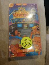 Newtons Workshop Video Ser.: The Pollution Solution (1998, Video, VHS Format, S…