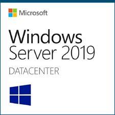 Windows Server 2019 Datacenter | 16 Core | Full License | x64 Install file