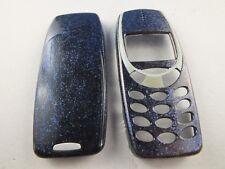 FRONT + Back Cover f Nokia 3310 3330 Gehäuse Handy- Oberschale Akkudeckel Facade
