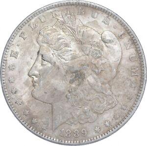 Early - 1889 Morgan Silver Dollar - 90% US Coin *998