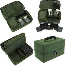 Carp Fishing Rigid Tackle Bag Carp Tackle Storage System Glug Pots Leads NGT