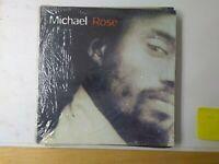 Michael Rose – Michael Rose Vinyl LP 1995