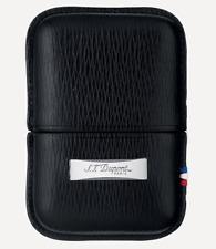 NEW ST Dupont Ligne 2 / Gatsby Lighter Case Holder Black Leather 180324