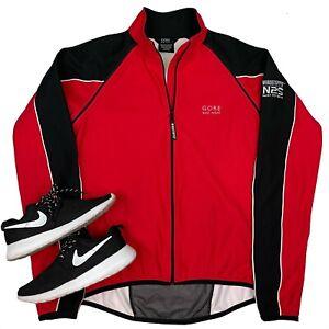 GORE Bike Wear Windstopper N2S Cycling Soft Shell Jacket w/ Removable Sleeves