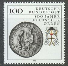 Germany 1990 MNH Mi 1451 Sc 1595 Teutonic Order .Seal **