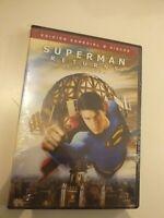 dvd  Superman returns  ( el regreso)2 dvd edicion especial ( precintado nuevo )
