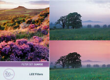 Lee Filters 100x150mm Graduated Sunrise Set