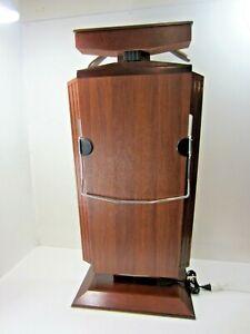 Rare Decorative Mahogany-Finish Pants Press by Frontgate Model 838