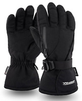 Rugged Waterproof Winter Gloves | Touchscreen Compatible | Thinsulate Insulation