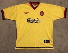 Liverpool fc retro away shirt 1997-98 season in good condition.