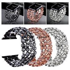 Bling Bracelet Watch Band Wrist Strap Belt For Apple iWatch Series 5 4 3 2 1