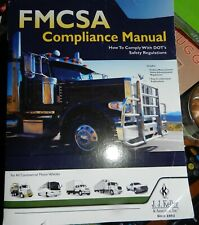 FMCSA Compliance Manual - Authoritative Safety Manual Helps Companies Operating