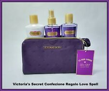 Victoria's Secret Love Spell Confezione Regalo e Beauty