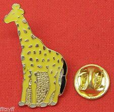 Giraffe Lapel Hat Cap Tie Pin Badge Brooch Animal Lover Souvenir Gift