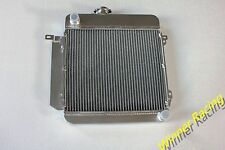 Aluminum Radiator For BMW 3' E21 315/316/318/318i/320/320i M10 Eur 1975-1983