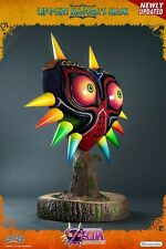 First4Figures Legend of Zelda Majora's Life-Size Mask Regular Ed. SEALED CASE