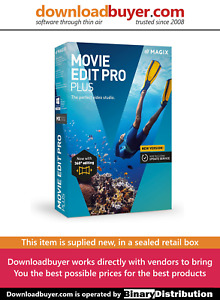 MAGIX Movie Edit Pro 2017 Plus - [Boxed]