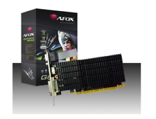 AFOX GeForce GT710 2GB 64bit DDR3 PCI-E Graphics Card HDMI VGA DVI