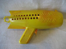 RARE vintage ATOM BUSTER plastic RAYGUN outer space ray gun pistol toy WEBB 50s!