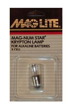 MAGLITE Bulb Krypton Replacement 3 Cell Magnum Star USA LMSA301