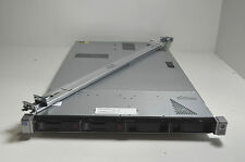 Lot of 4 - HP Proliant DL360 DL360e G8 Gen8 Barebones Server - w/Rails & RAID