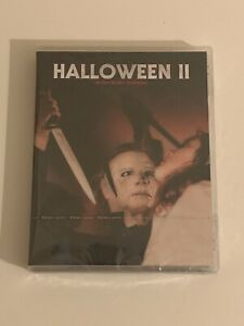 Blu Ray Français HALLOWEEN 2 Limited Edition Neuf sous Blister