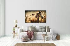 Wandtattoo Wandsticker Aufkleber Pferd V2 Grösse: 120 x 70 cm
