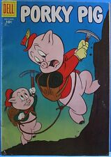 DELL Comics Porky Pig July-Aug