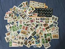 US postage stamps - $40.00 face value (unfranked, uncanceled, on paper, no gum)