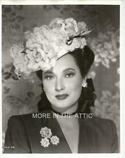 ALLURING MERLE OBERON HOLLYWOOD GLAMOUR PORTRAIT STILL #19