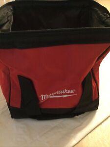 Milwaukee Heavy Duty Contractors Tool Bag 11x11x10