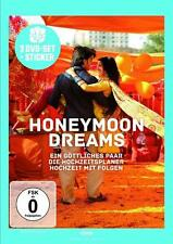 Shah Rukh Khan - Honeymoon Dreams [3 DVDs] (OVP)