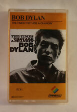 Bob Dylan The Times Are A-Changin Cassette Tape