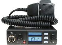 CB Radio Dual 12V 24V Car Truck Lorry TTI TCB 565 Multi 40 Channel AM FM