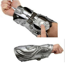 Assassin's Creed Cosplay Brotherhood Ezio Auditore Gauntlet replica Hidden Blade